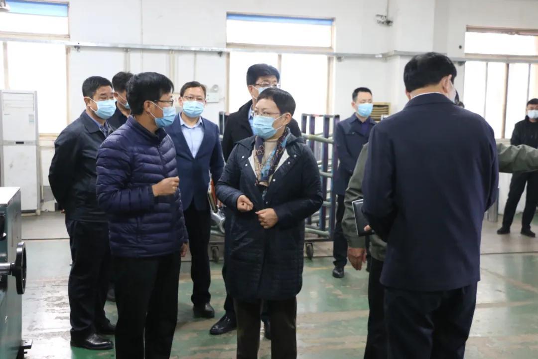 周立新调研检查大气污染防治工作