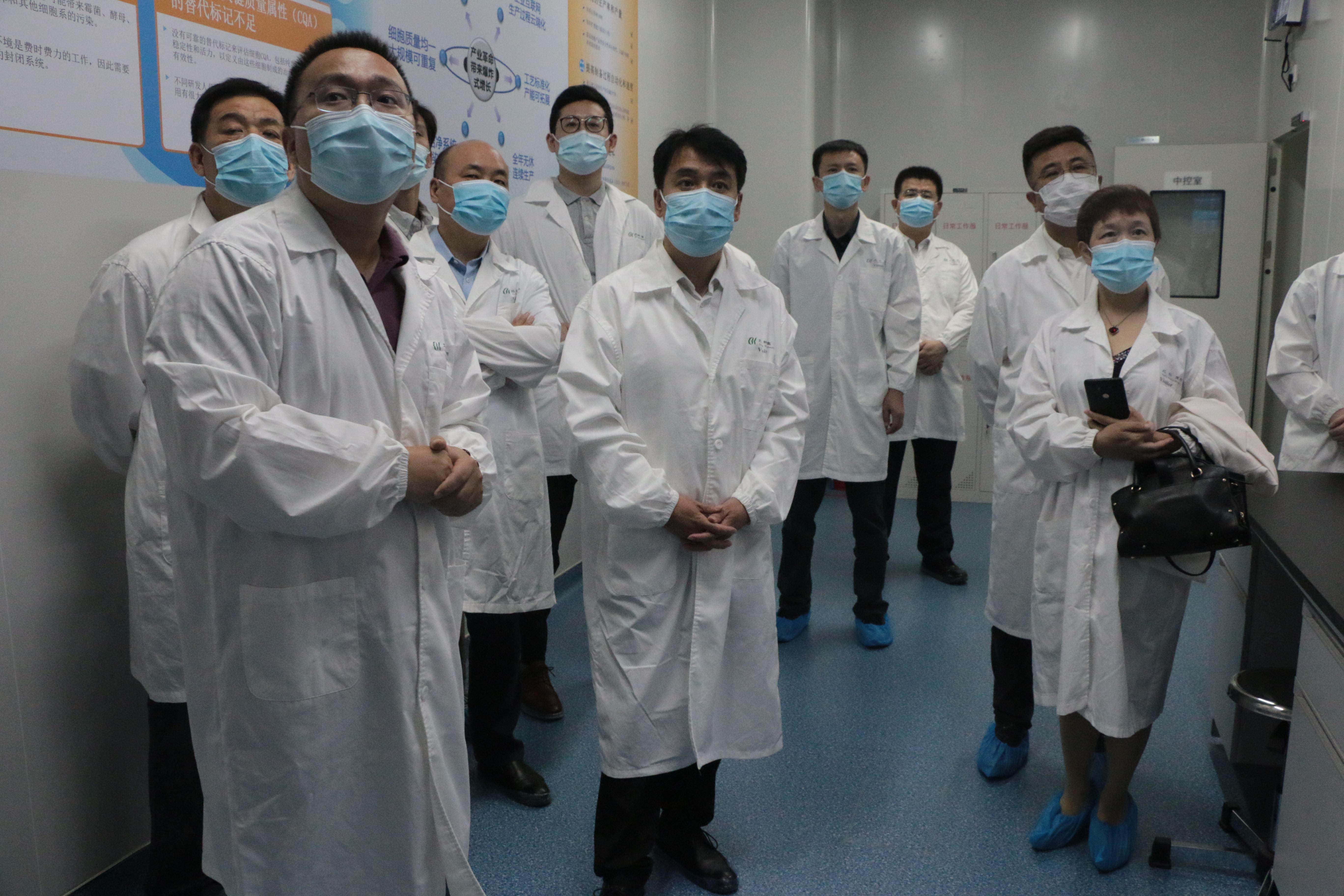 李瑞峰带队赴深圳企业开展精准对接洽谈